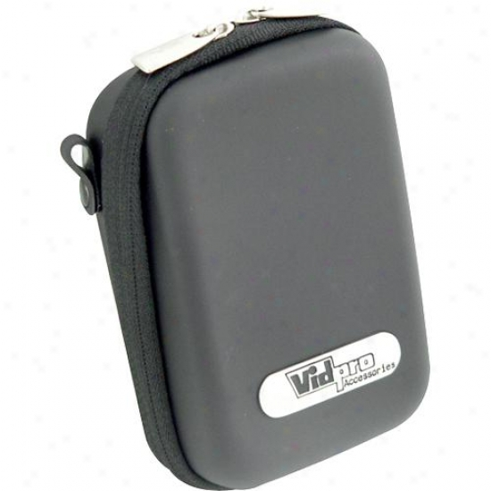 Vidpro Hard Digital Camera Case Eva-20 - Black