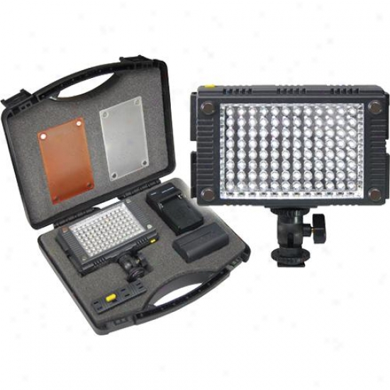 Vidpro Z-96k Professional Photo & Video Led Light Kit