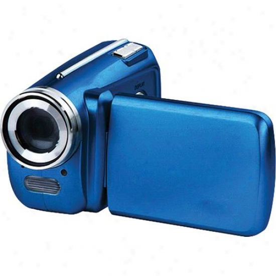 Vistaquest Dv-500 Digital Sd Camcorder - Blue