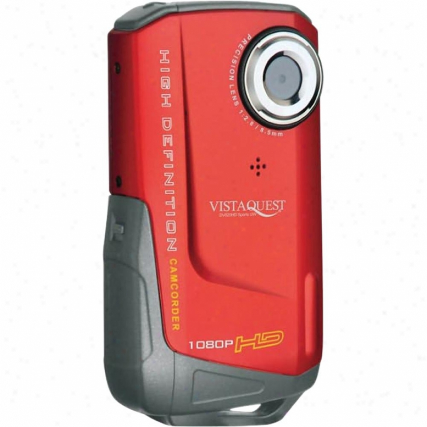 Vistaquesr Dv-820 Sport Red