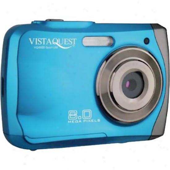 Vistaquest Vq-8920 Sport Blue 8mp Uw Cam