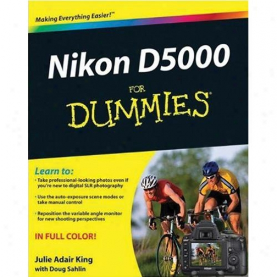 Wiley Nikon D5000 For Dummies