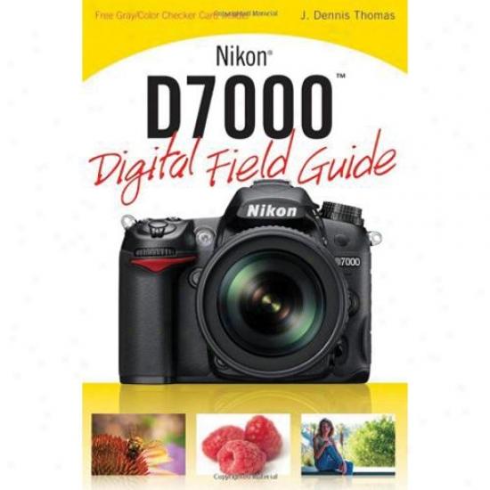 Wiley Nikon D7000 Digital Field Director - J. Dennis Thomas Paperback