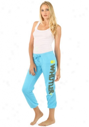 291 From Venice Blue Sweat Pants Wbt-104045-3