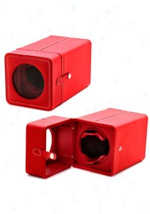Accessories Single Red Watch Winder Ww-10001-55