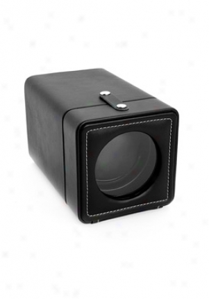 Accessories Universal Travel Watch Winder Black Ww-121