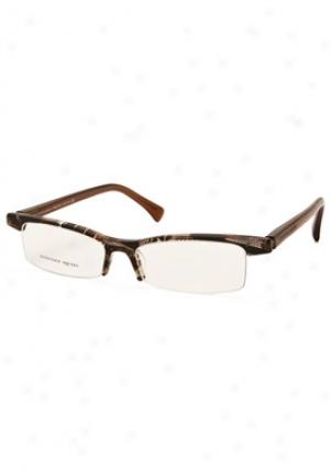 Alexander Mcqueen Optical Eyeglasses 4115-0219-00-51-15