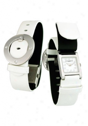 Baume & Mercier Women's Vice Versa Collection Stainless Steel Moa08586