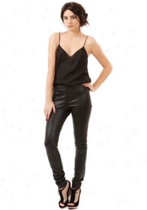 Brighton Black Leather Pants Wbt-l-1654-black-l