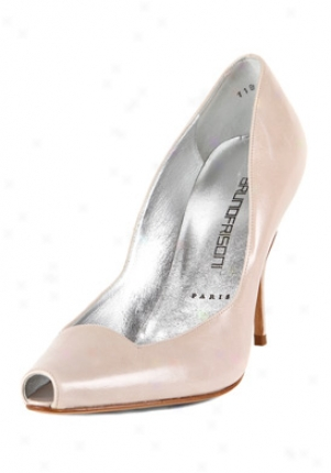 Bruno Frisoni Nude Leather Pumps E8p721-nude-39.5