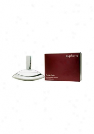 Calvin Klein Euphoria Eau De Parfum Spray 1.7 Oz Euphoria/wom/1.7