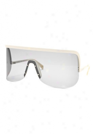 Calvin Klein Shield Sunglasses Ck939s-533-88-20