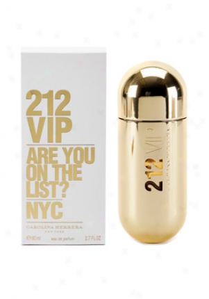 Carolina Herrera 212 Vip Eau De Parfum Spray 2.7 Oz 212-vip-women-2.7