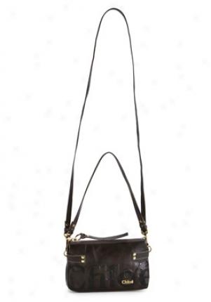 Chloe Brown Crossbody Handbag 8ap534-8a849/175