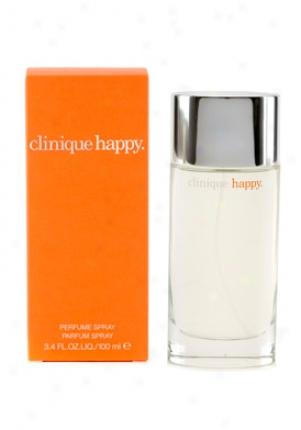 Clinique Happy Eau De Parfum Spray 3.4 Oz Happy-3.4