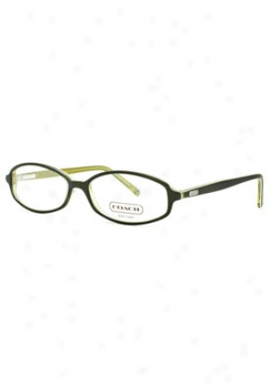 Coach Alexa Optical Eyeglasses Alexa-505-511-4-135