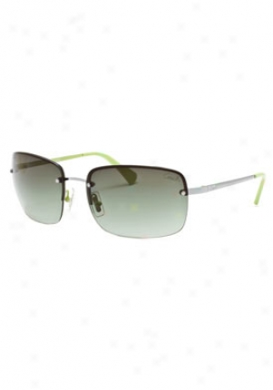 Coach Fashion Sunglasses S1014-silver-61-17