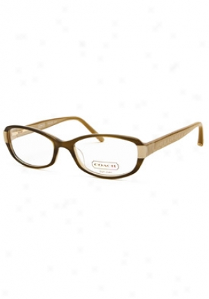 Coach Optical Eyeglassss Dalia-545-olive-130