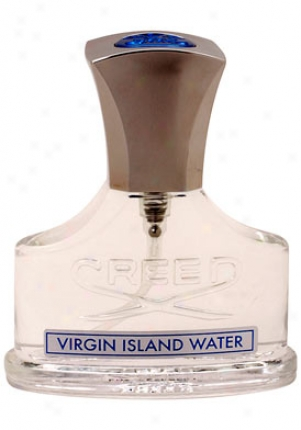 Creed Millesime Virgin Islahd Water Sprqy 1 Oz. Virginislandwater/1.0