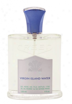 Creed Millsime Virgin Islan Water Spray 4 Oz. Virginlslandwater/4.0