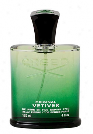 Creed Original Vetiver Fragrance 4 Oz. Originalvetiver/4.0