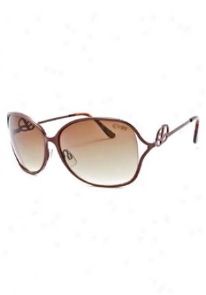 Dereon Fashion Sunglasses D3007-200-dk-brn