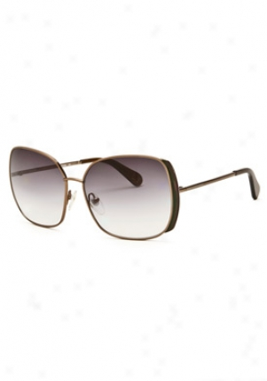 Diane Von Furstenberg Fashion Sunglasses 105s-234-58-14-130