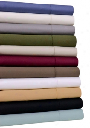 Elite Home Products T500 Andiamo Egypt Cotton Sheet Set Be-500sskg273and