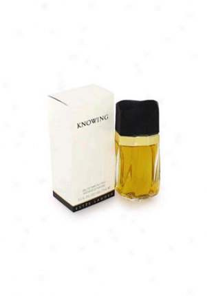 Estee Lauder Knowing Eau De Parfum Spray 2.5 Oz Knowing/2.4