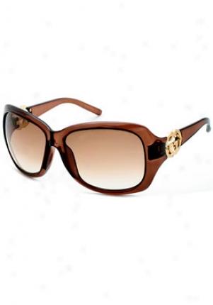 Gucci Gucci Designer Sunglasses 3044/f/087e/02/60/14 3044/f/087e/02/60/14