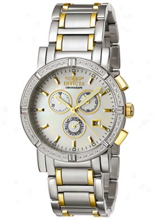 Invicta Men's Ivicta Ii Chronograph Diamond 4742/1