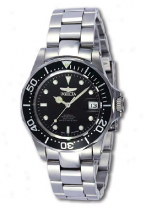 Invicta Men's Pro Diver Automatic Stainless Steel 9937