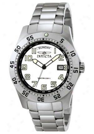 Invicta Men's Pro Diver Stainless Steel 5249w