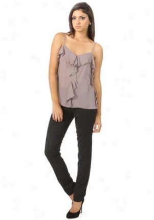 Ivy Black Skinny Leg Pangs Wbt-w-f08089-heath-s