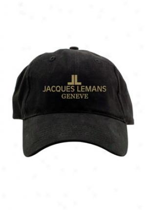 Jacques Lemans Jacques Lemans Black Cap Gu101