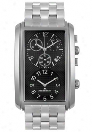 Jacques Lemans Men's Format Chronograph 1392e