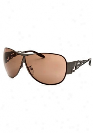 Jean Paul Gaultier Aviator Sunglasses Sjp062m-568