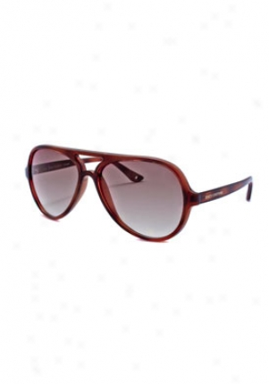 Juicy Couture Be Silly/s Aviator Sunglasses Be-silly-0v08-yy-57