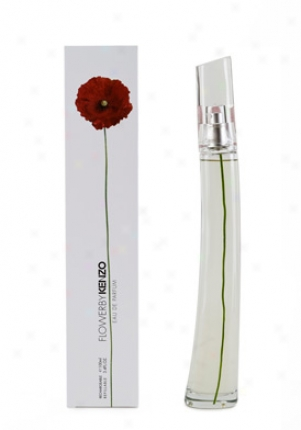 Kenzo Flower Eau De Parfum Natural Spry 3.4 Oz Kenzoflower-women-3.4