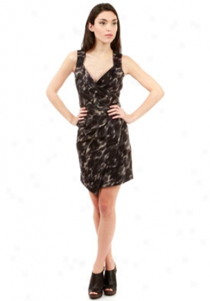 Maisonette Cala Ash Multi Dress Dr-fw10m074-4