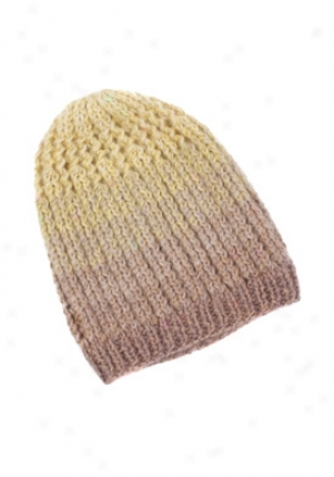 Missoni Yellow Ombre Hat Ha-160843-8172-yello