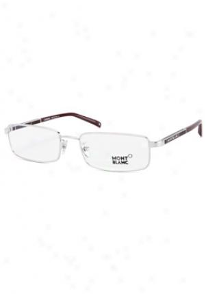 Mont Blanc Optical Eyeglasses Mb156-a92-54-18