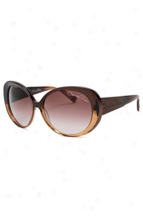 Oscar De La Renta Fashion Sunglasses Odlrs-201-210-57