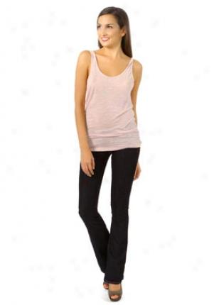 Paige Dark Blue Straight Leg Jeans Je-laureldusk-de-24