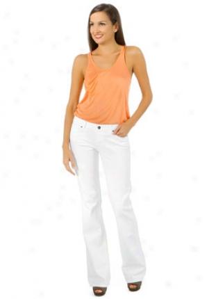 Paige White Wide Leg Jeans Je-01020007w10pw-wh-29