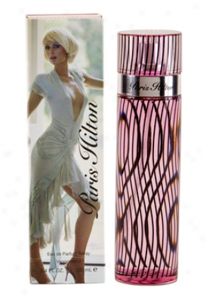 Paris Hilton Eau De Parfum Spray 3.4 zO Parishilton-3.4