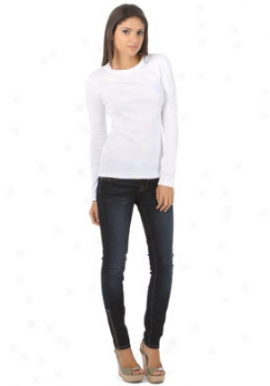 Petit Bateau White Long Sleeve T-shirt Wtp-648660115016a