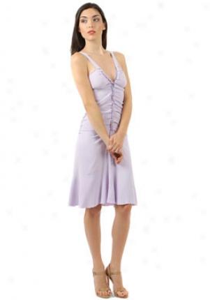 Prada iLlac Sleeveless Dresss Dr-p3232r92u-li-42