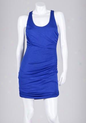 Rag & Bone Blue Racerback Dress Dr-w09hy1302-blue-8