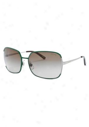Ralph By Ralph Lauren Fashjon Sunglasses Ra4061-315-13-63